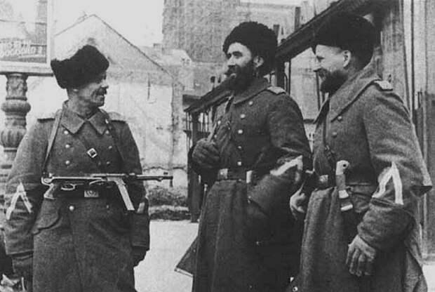Сколько пленных казаков-коллаборационистов союзники выдали Красной Армии