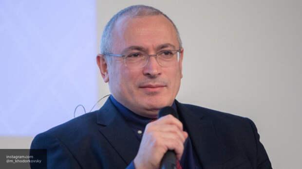 Русофоб Ходорковский пойдет на все, чтобы отвлечь внимание от своих преступлений – Рябцева
