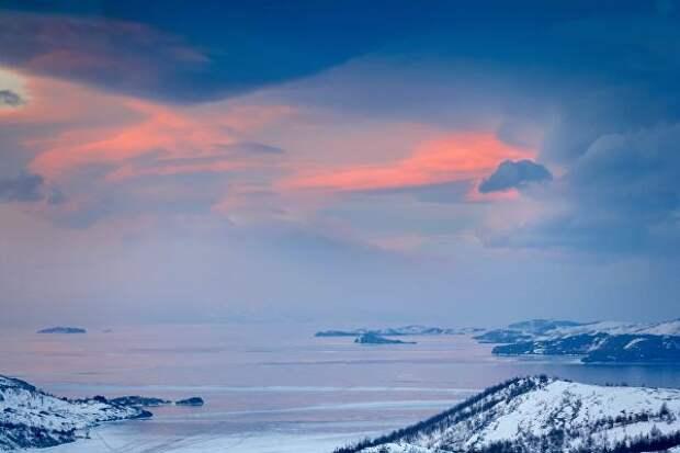 От «Зарядья» до Камчатки: топ-5 самых красивых видов России с высоты птичьего полета