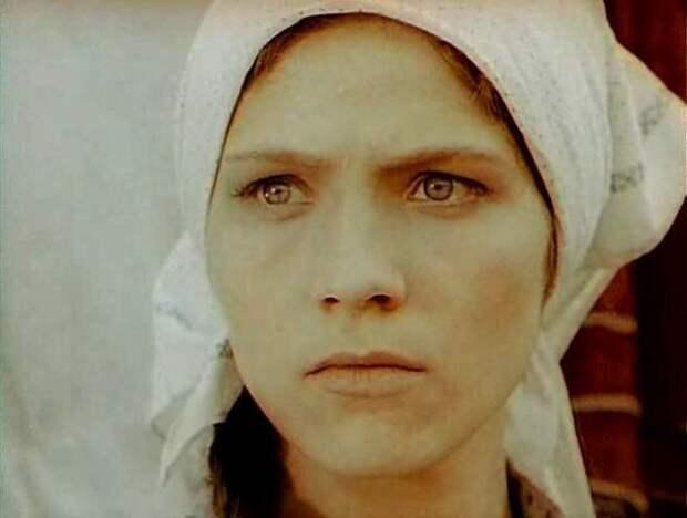 Нина Русланова (Тени исчезают в полдень) СССР, актрисы, кино, сериалы