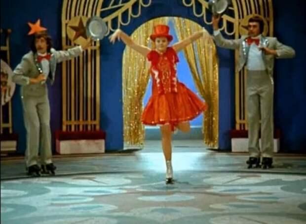 Кадр из фильма *Карнавал*, 1981 | Фото: kino-teatr.ru