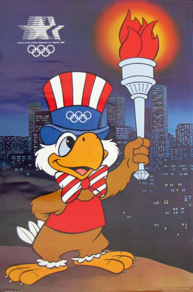 Об Олимпиаде 1984 г. в Лос-Анджелесе