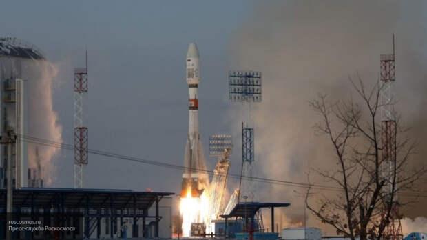 """Ракета-носитель """"Союз-2.1б"""" была успешно запущена с космодрома Плесецк"""