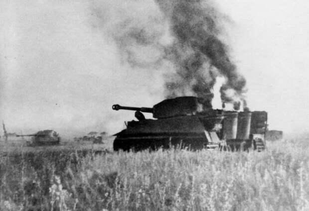 Отважный танкист Александр Бурда. Герой Великой Отечественной