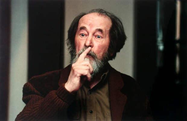 солженицын александр исаевич писатель(2007)|Фото: Павел Кассин www.mdf.ru