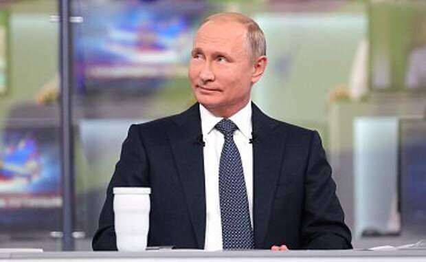 Путин безальтернативен