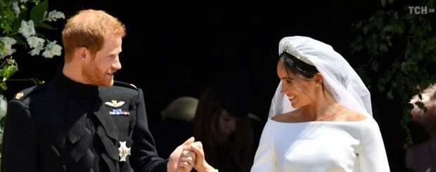 Самые смешные и курьезные моменты и интернет мемы со свадьбы принца Гарри и Меган Маркл!