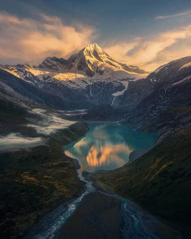 Впечатляющие природные пейзажи Марка Адамуса