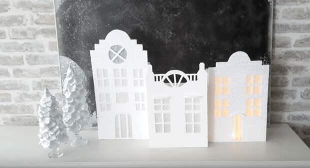 Чудесный декор украсит ваш дом, а потребуется минимум усилий и затрат