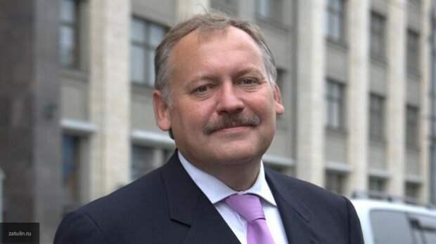 Затулин предложил Донбассу начать переговоры с партизанским движением на Украине
