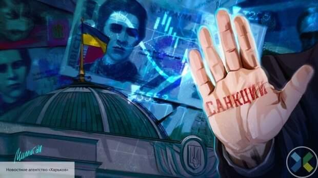Украина давит на Евросоюз из-за попыток отменить санкций против России