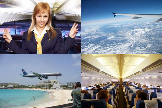 13 воодушевляющих фактов о самолетах
