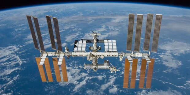 Космонавт рассказал про Новый год на МКС
