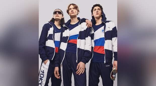 Лучшая олимпийская форма российских спортсменов, от которой в восторге весь мир