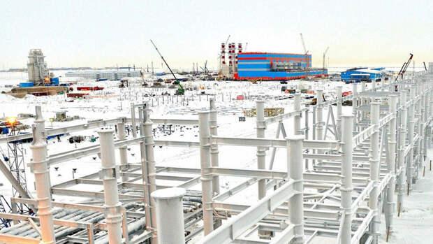 Госдума впервом чтении одобрила расширение списка экспортеров СПГ засчет арктических проектов