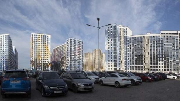 Антициклон сохранит в Петербурге облачную с прояснениями погоду без дождей