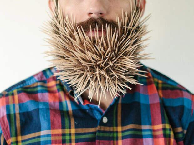Зачем мужчинам нужны борода и усы? но зачем тогда они мужчинам? — Нож