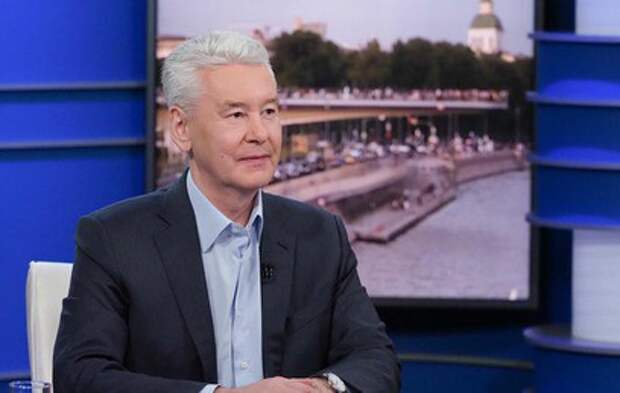 Собянин в четверг ответит на вопросы москвичей в прямом эфире
