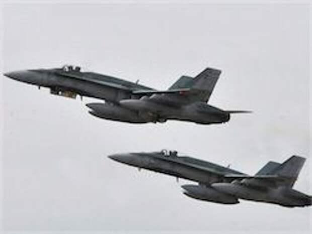 Новость на Newsland: Канада выделила НАТО шесть истребителей CF-18 для Балтии