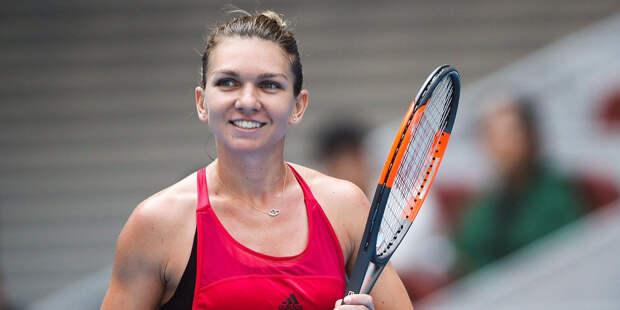 Симона Халеп выиграла турнир в Риме