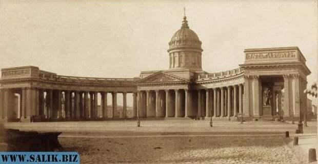 О странных фотографиях Санкт-Петербурга