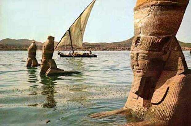 Анонимный географический трактат IV в. н. э.  (сведения о Египте и Александрии)