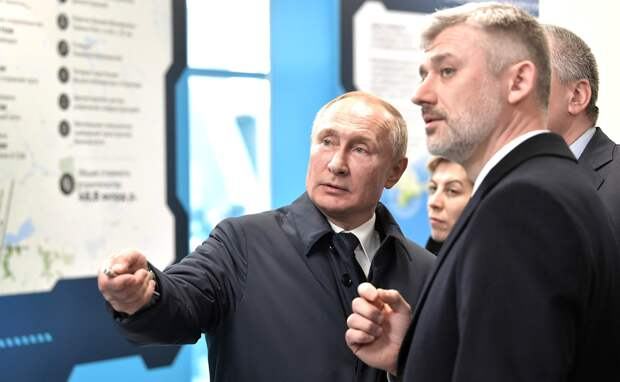 Путин поставил амбициозные задачи Дитриху
