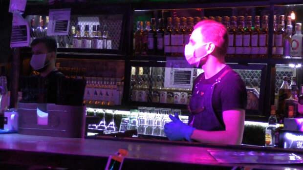 Гостиницы икафе вРостове-на-Дону перестали соблюдать меры профилактики коронавируса