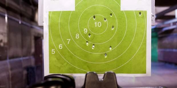 Пенсионер из Сокола стал призером окружных соревнований по стрельбе