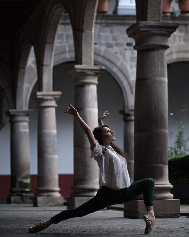 Омар З. Роблес фотографирует танец-27