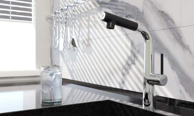 Выбираем смеситель с каналом для фильтрованной воды