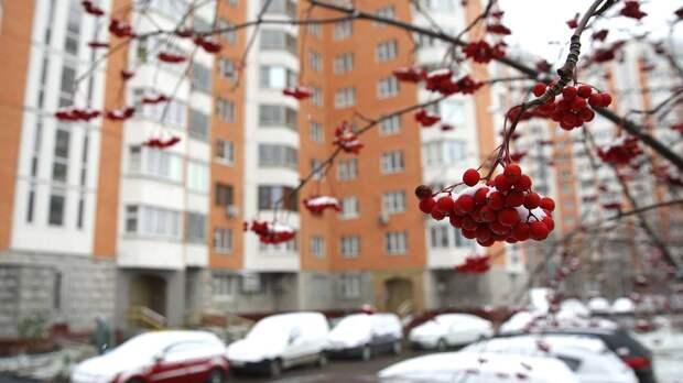 В Гидрометцентре сообщили, когда ожидается первый снег в столице и Подмосковье