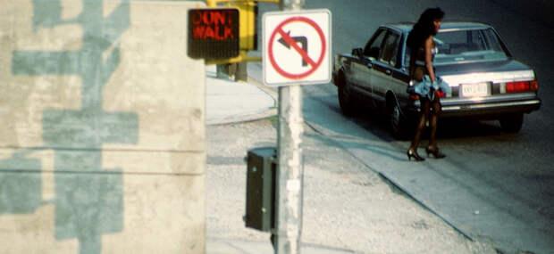 проститутки в Нью-Йорке 1980 1