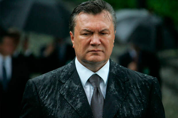 Возвращение блудного Януковича