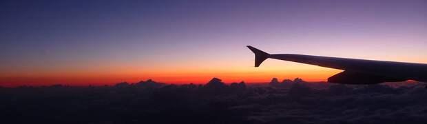 Как фотографировать из окна самолета