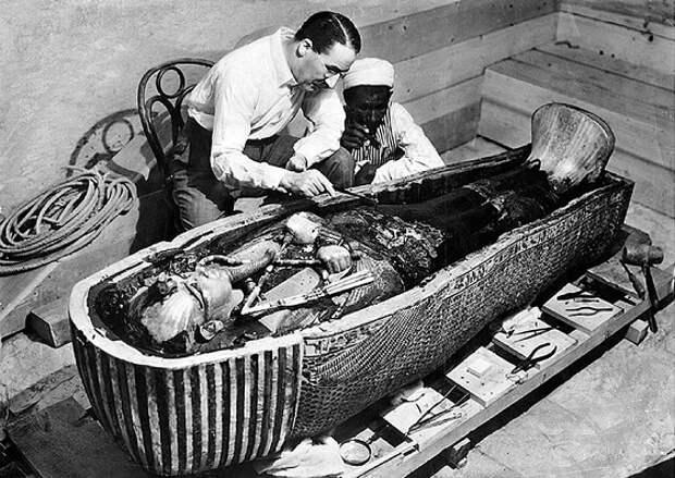 Сколько человек убила гробница Тутанхамона