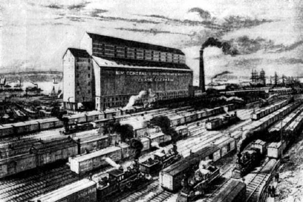 Промышленность и с/x Российской Империи на 1913 год в цифрах. Мощь только в фантазиях