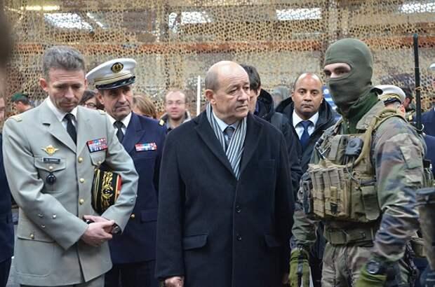 Разведка Франции: США лгали про российское вторжение на Украину
