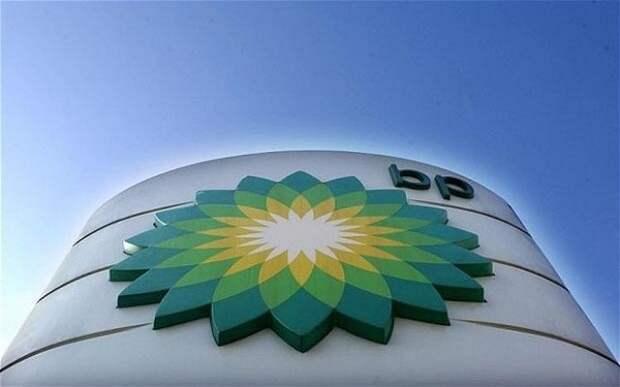 BP готова отказаться почти от половины своей добычи