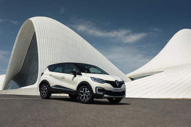 «Экстремальный» Renault Kaptur уже в салонах у дилеров