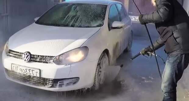 Зимние секреты для автомобилистов. Как за пару минут избавиться от той или иной зимней проблемы.