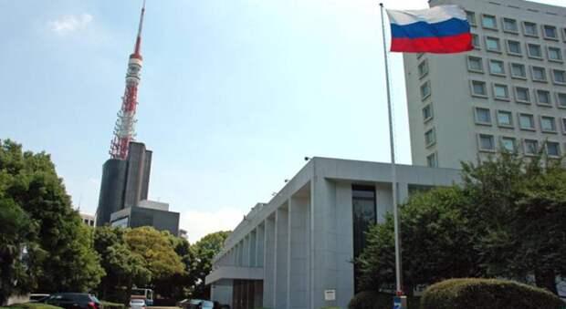 Посольство РФ в Токио призвало привести карту с Крымом в соответствие с реальностью