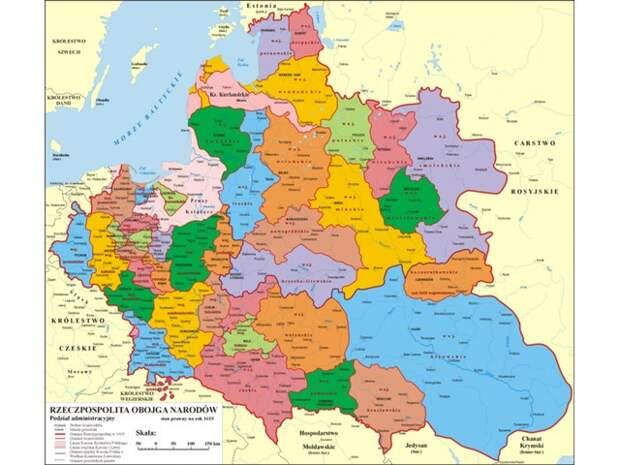 Польша открывает двери всем потомкам жителей территорий бывшей Речи Посполитой