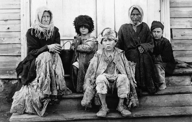 Когда и почему голодали вСССР