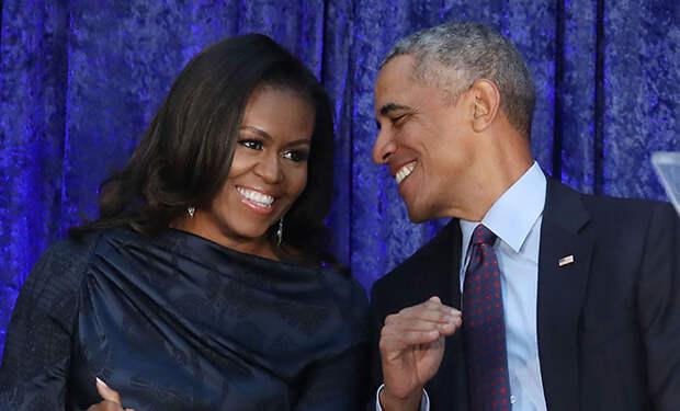 Мишель и Барак Обама возглавили рейтинг самых восхищающих людей года: кто еще в списке