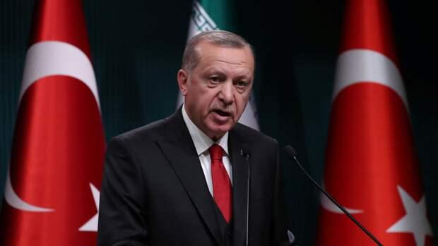 Эрдоган поставил задачу довести товарооборот с Россией до $100 млрд