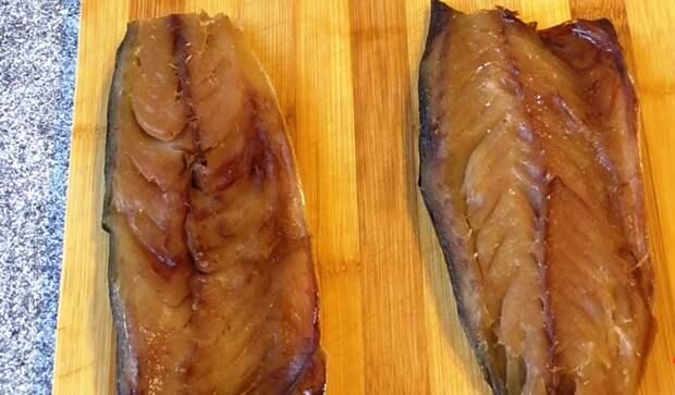 Как приготовить вкуснейший балык из скумбрии. Рецепт балыка из рыбы
