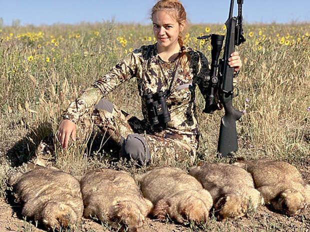 Итог трех дней охоты. Фото автора.