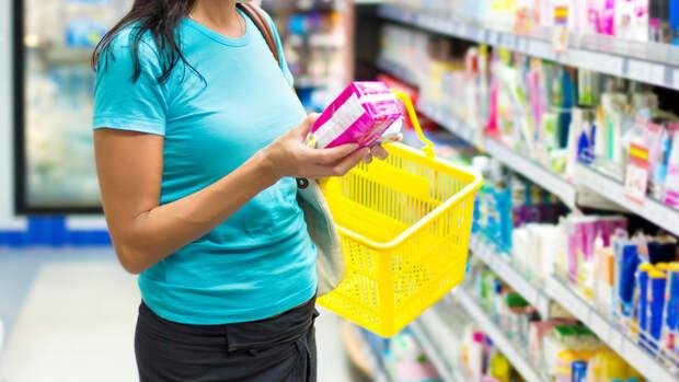 Lidl Ireland стала первой компанией, предлагающей бесплатные товары для женской гигиены