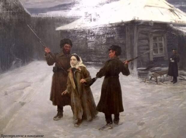 художник Николай Касаткин картины – 05